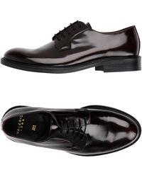 VALERIO 1966 Lace-up Shoes - Black