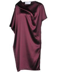 Gianluca Capannolo - Short Dress - Lyst