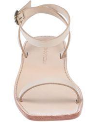 Mari Giudicelli Sandals - Natural