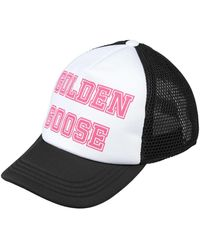 Golden Goose Deluxe Brand Hat - White