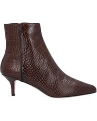 Jucca Ankle Boots - Brown