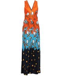 Paul Smith Long Dress - Orange
