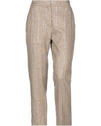 Brunello Cucinelli Pantalone - Neutro
