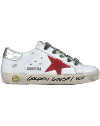 Golden Goose Deluxe Brand Sneakers & Tennis basses - Blanc