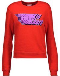 Carven Sweatshirt - Red