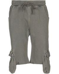 ATM ALCHEMIST Shorts & Bermudashorts - Grau