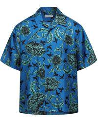 Givenchy Camisa - Azul