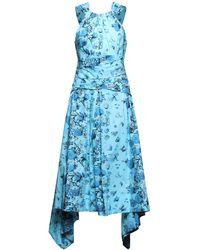 Peter Pilotto 3/4 Length Dress - Blue