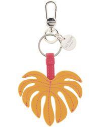 MY TWIN Twinset Key Ring - Orange