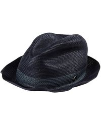 Armani Hat - Blue