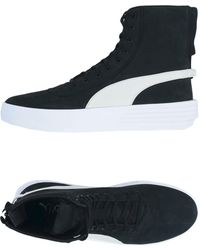 PUMA High-tops & Trainers - Black