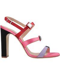 Giampaolo Viozzi Sandals - Purple