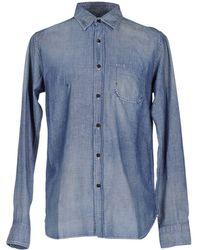 Kuro - Denim Shirt - Lyst