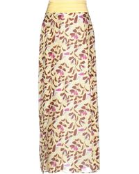 Hanita Long Skirt - Multicolour