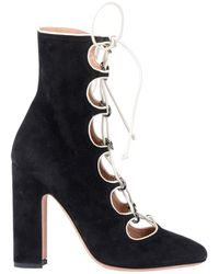 Valentino Ankle Boots - Black