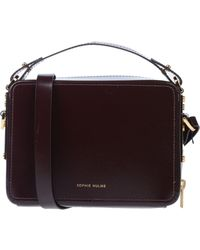 Sophie Hulme - Cross-body Bag - Lyst