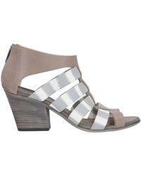 Pantanetti Sandals - Grey