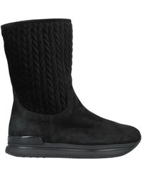 Hogan Ankle Boots - Black