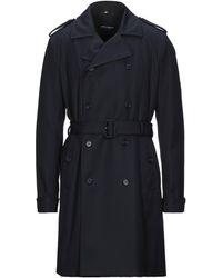 Dolce & Gabbana Overcoat - Blue