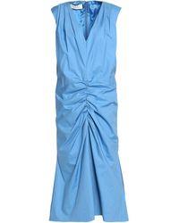 Marni Midi-Kleid - Blau