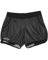 Umbro Shorts et bermudas - Noir