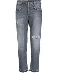 People Pantaloni jeans - Grigio