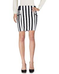 Guess - Knee Length Skirt - Lyst