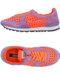 Colors Of California Sneakers & Tennis basses - Orange
