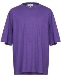 YMC T-shirt - Purple
