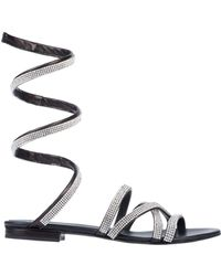 Carla G Sandals - Metallic