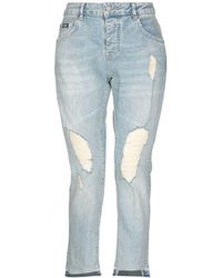 Superdry Denim Trousers - Blue