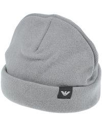 Emporio Armani Hat - Gray