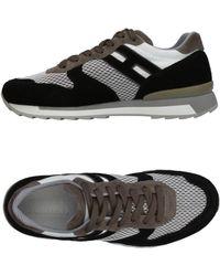 Hogan Rebel Low-tops & Sneakers - Black