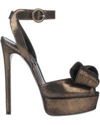 Casadei Sandals - Black