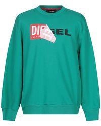 DIESEL - Sweat-shirt - Lyst