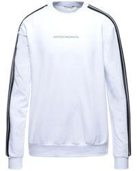 Antony Morato Sweatshirt - White