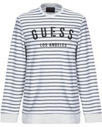 Guess Sweat-shirt - Blanc