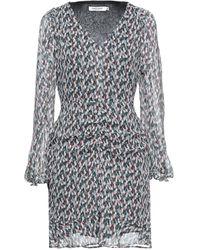 Naf Naf Short Dress - Blue