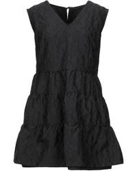 Ter Et Bantine Short Dress - Black