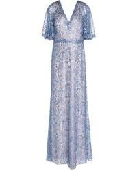 Tadashi Shoji Long Dress - Blue