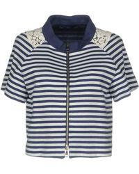 Blue Les Copains Sweatshirts - Blue