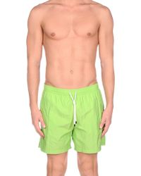 Fiorio - Swimming Trunks - Lyst