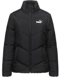 PUMA Down Jacket - Black