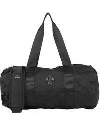 North Sails Travel Duffel Bags - Black