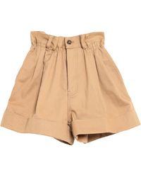 Miu Miu Shorts - Natur