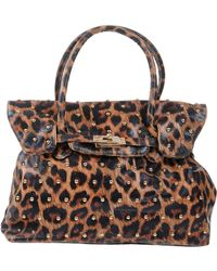 2Star Handbag - Brown