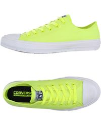 Converse Sneakers & Tennis basses - Jaune