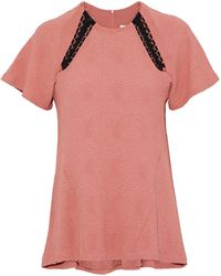 Rebecca Vallance Blouse - Pink