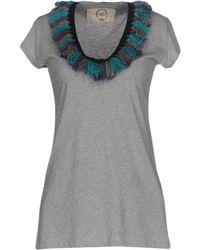 LA RITZ - T-shirt - Lyst