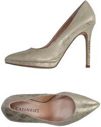 CafeNoir Zapatos de salón - Azul